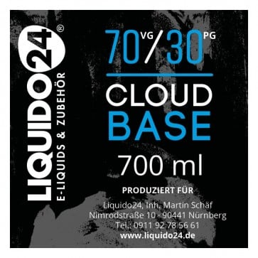 Cloud Base 700ml Liquido24