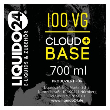 Cloud+ Base 700ml Liquido24