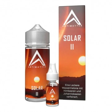 Aroma Solar II - Antimatter (10ml + 120ml Leerflasche)