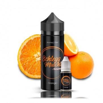 Aroma Orange - Schlegg Muschln by Kirschlolli (10ml + 120ml Leerflasche)
