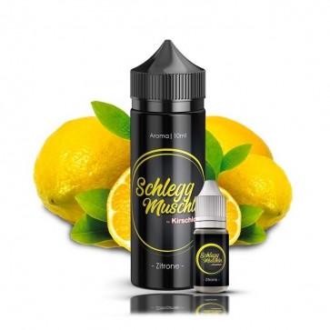 Aroma Zitrone - Schlegg Muschln by Kirschlolli (10ml + 120ml Leerflasche)