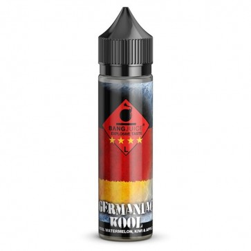 Aroma Germaniac Kool - Bang Juice (15/60ml)