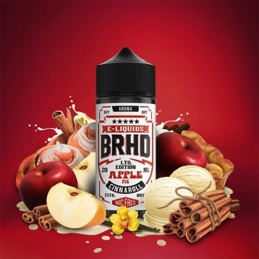 Aroma Apple Pie Cinnaroll - BRHD Barehead (20/100ml)