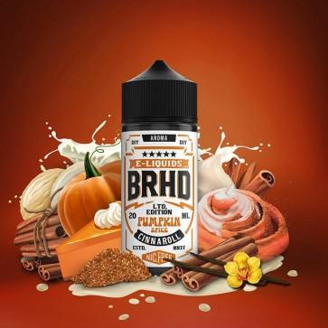 Pumpkin Spice Cinnaroll - BRHD Barehead