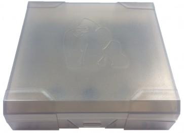Akkubox mit 4 Fächer front