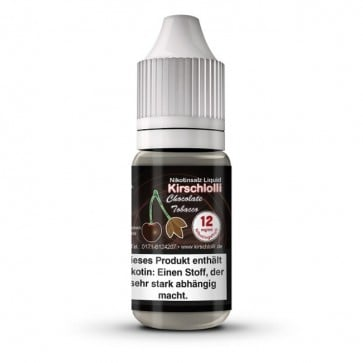 Chocolate Tobacco - Kirschlolli Nikotinsalz Liquid