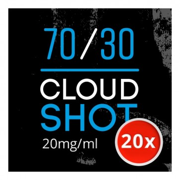 Cloud Shot - 20x