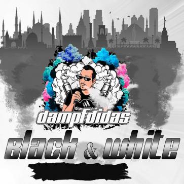 Aroma Black & White - Dampfdidas (18/120ml)