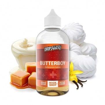 Aroma Butterboy - Drip Hacks (50/250ml)