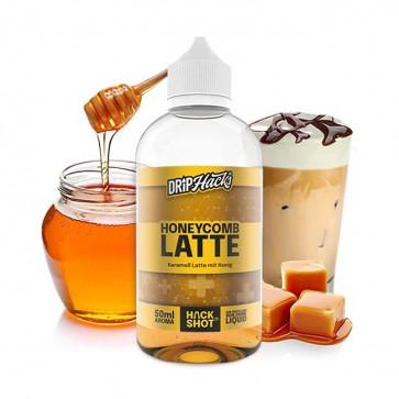 Aroma Honeycomb Latte - Drip Hacks (50/250ml)