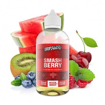 Aroma Smashberry - Drip Hacks (50/250ml)
