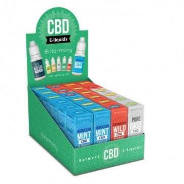 Harmony CBD Classics Super Display Box