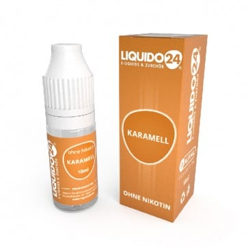 Karamell E-liquid Alpha Collection