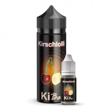 Aroma KiBa - Kirschlolli (10ml + 120ml Leerflasche)