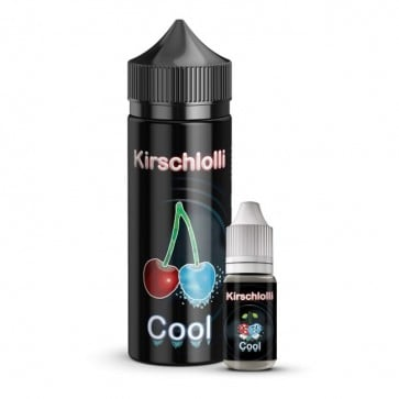 Aroma Kirschlolli Cool - Kirschlolli (10ml + 120ml Leerflasche)