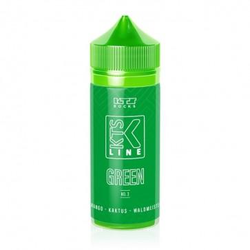 Aroma Green No. 3 - KTS Line (30/120ml)
