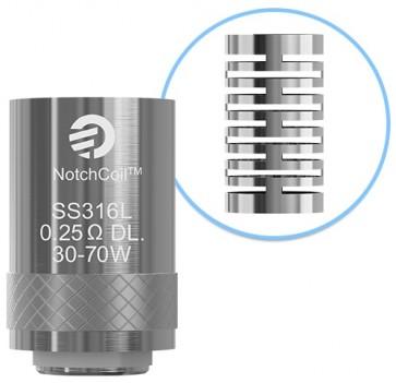 joyetech notch coil fuer e-zigarette