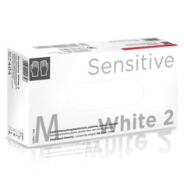 sensitive-white-2-latex-handschuhe