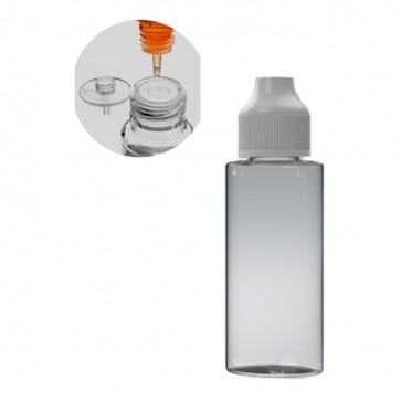 Sone e-Flip & Click® 120ml Liquidleerflasche