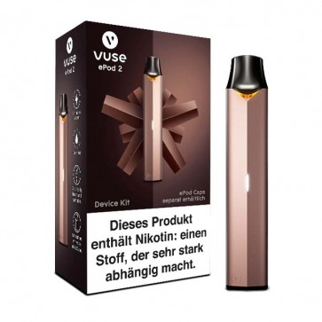 Vuse ePod 2 Device Kit Rosegold