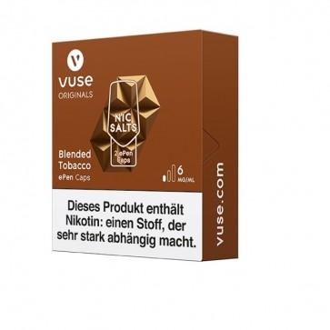 Vuse ePen Caps Blended Tobacco Nic Salts (2er Pack)