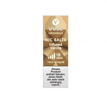Infused Vanilla - Vuse Nikotinsalzliquid