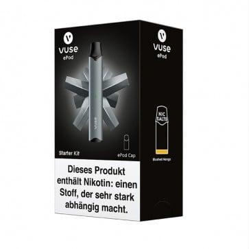 Vuse ePod Starter Kit Anthrazit Nic Salts 18mg