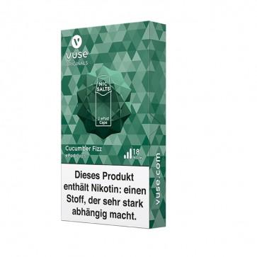 Vuse ePod Caps Cucumber Fizz Nic Salts (2er Pack)