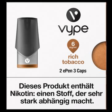 Rich Tobacco Packshot