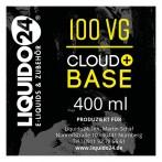 Cloud+ Base 400ml Liquido24