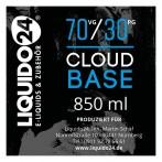 Cloud Base 850ml Liquido24