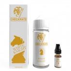Aroma White Knight - Dampflion - Checkmate (10ml + 120ml Leerflasche)
