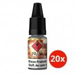 Bang Juice 70/30 Nikotinshot Bundle 20mg / 20x10ml Nikotinshot für E-Zigaretten