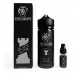 Aroma Black Rook - Dampflion - Checkmate (10ml + 120ml Leerflasche)