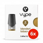 Blended Tobacco im 6er Set