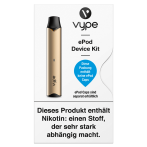 Vype ePod Device Kit Gold