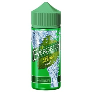 Aroma Lime Mint - Evergreen (30/120ml)