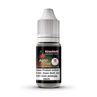 Apfel Kirsch - Kirschlolli Nikotinsalz Liquid (12/20mg/ml)