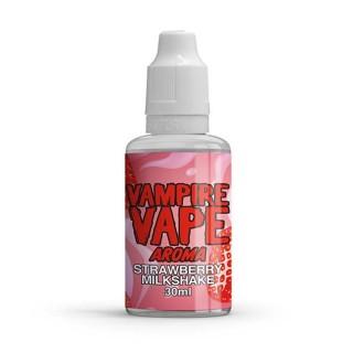 Aroma Strawberry Milkshake - Vampire Vape (30ml)