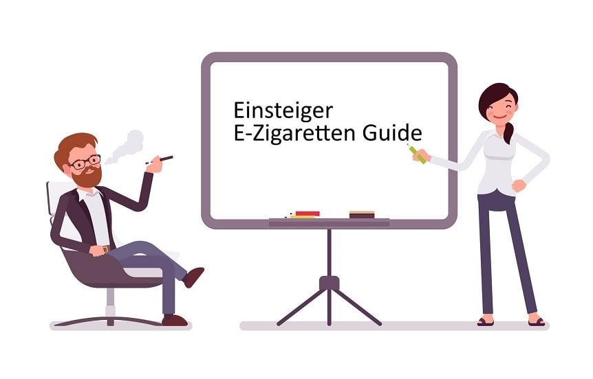 Willkommen im E-Zigaretten Guide für Einsteiger
