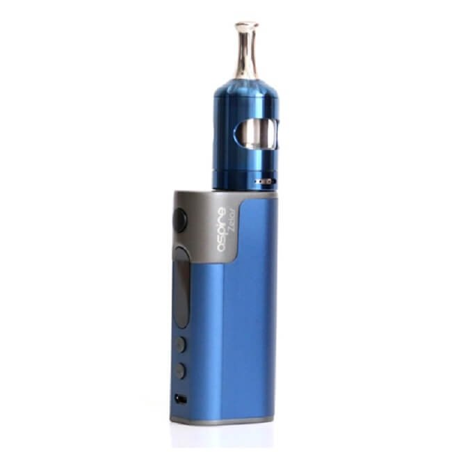 Aspire Zelos 2.0 E-Zigarette im Test