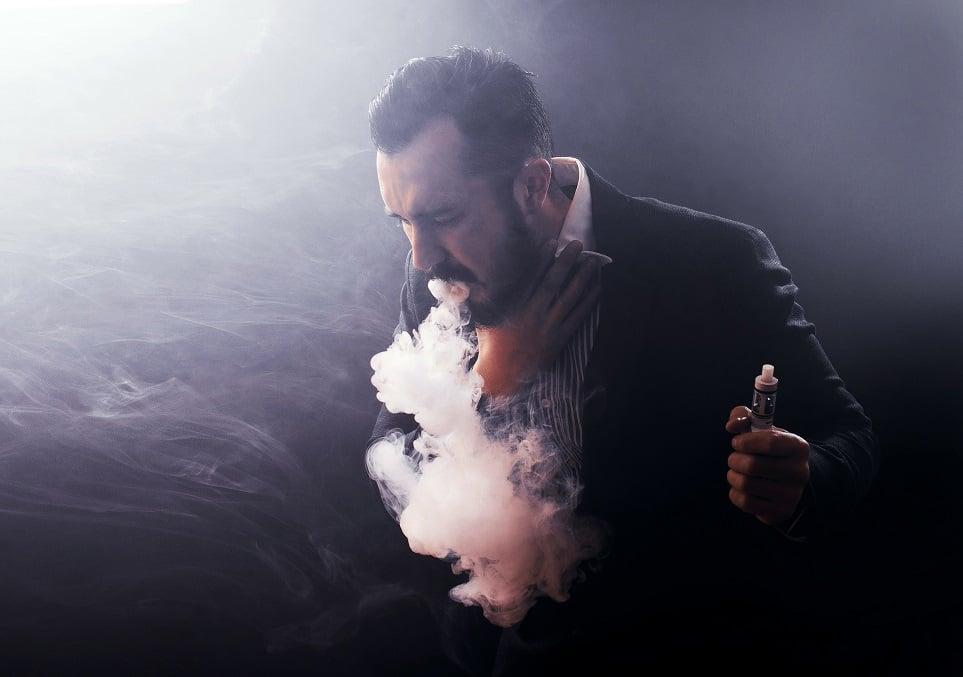 Problem mit E-Zigarette