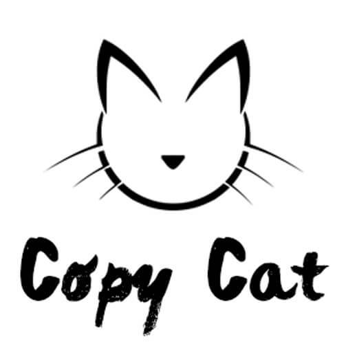 Copy Cat Logo