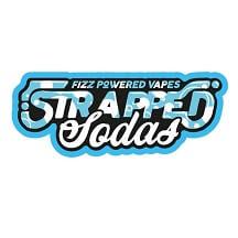Strapped Soda Logo