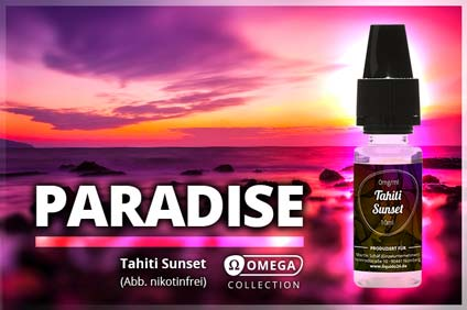 Tahiti Sunset E-Liquid Bild