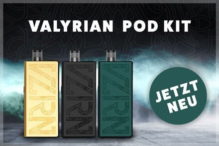 Valyrian POD Kit