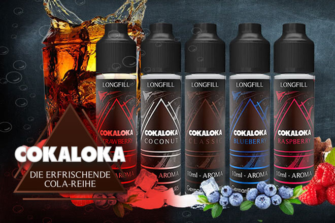 Cokaloka Cola Liquids