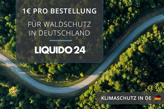 Klimaschutz bei Liquido24