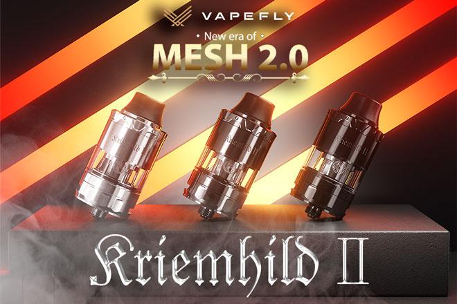 NEU: Vapefly Kriemhild 2