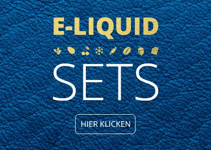 Liquid Sets fuer E-Zigaretten
